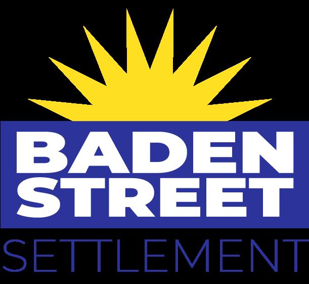 Baden Street Settlement