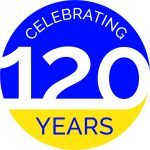120th Anniversary Logo